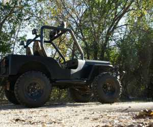 Jeep Rolecage