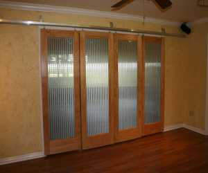 Indoor Sliding Doors