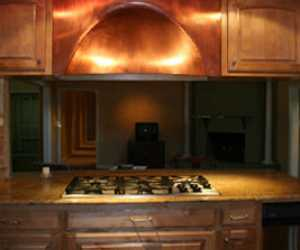 Kitchen, Stove Top Ventilation Hood