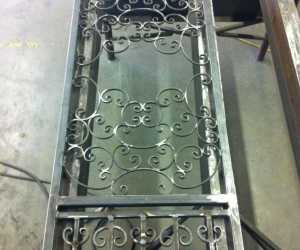 Decorative Metal Work